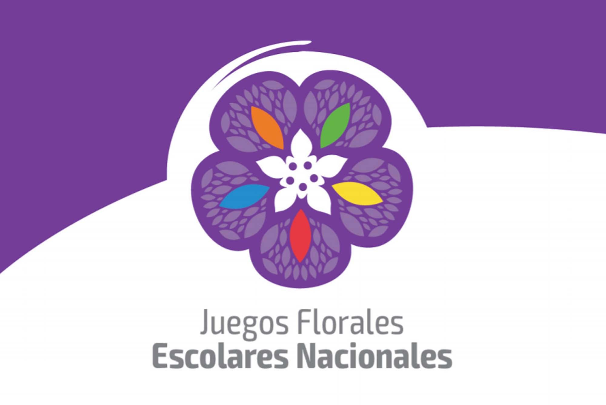 Resultado de imagen para juegos florales escolares nacionales 2019